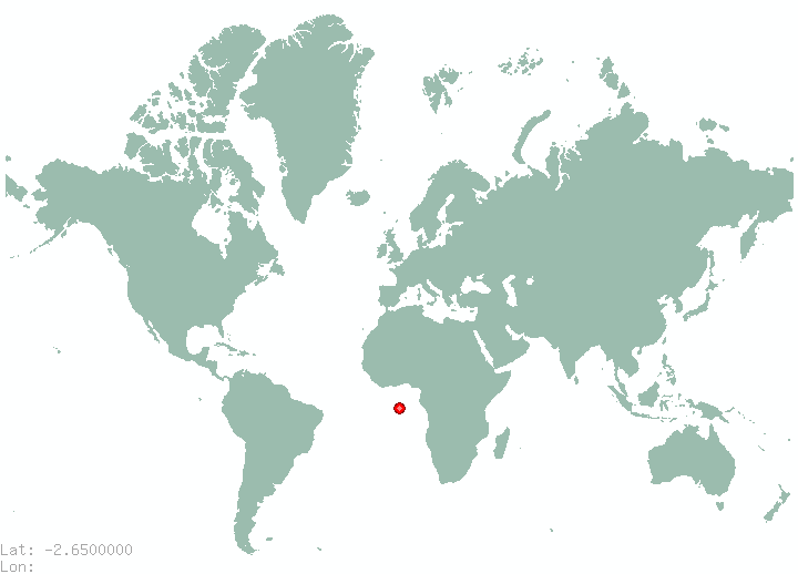 Gabon World Map.Places In Gabon Find Information On All Places In Gabon Gabon